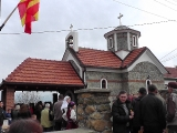 Црква св. Тројца во с. Мородвис