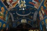 Внатрешност на црква св. Троица